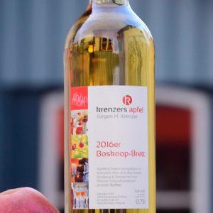 Apfelwein aus Boskoop & Brettacher von Juergen H. Krenzer
