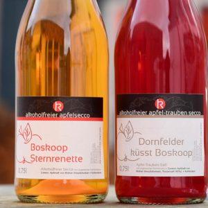 Apfelsecco Boskoop & Sternrenette von Jürgen H. Krenzer ohne Alkohol