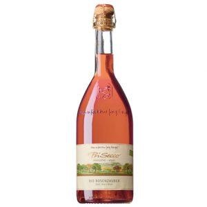 Rosenzauber alkoholfreier Prisecco