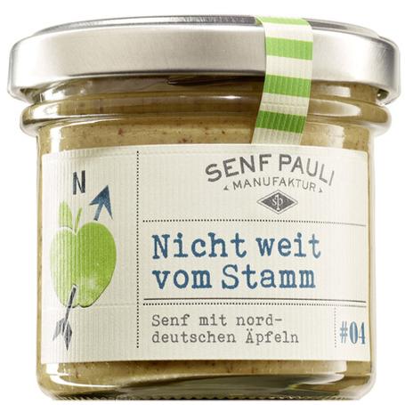 Senf Pauli Senf mit norddeutschen Äpfeln