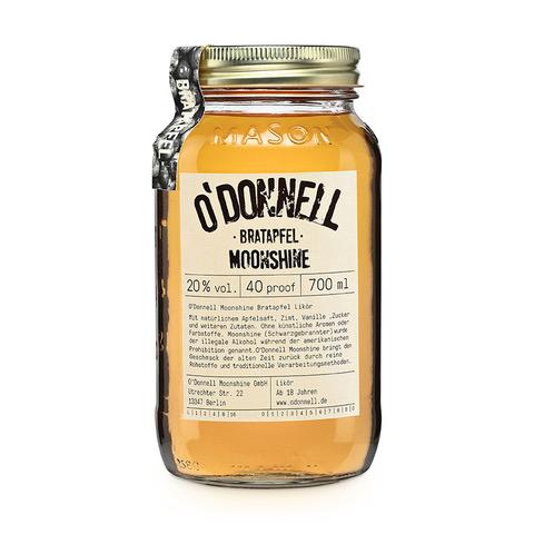 O'Donnell Moonshine Bratapfel