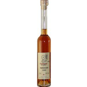 Apfelstrudel-Likör mit winterlichen Gewürznoten von der bachgau Destille aus Schaafheim
