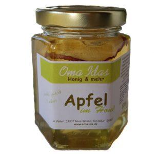 Honig mit Apfelgeschmack