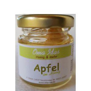 Oma Idas Apfel im Honig