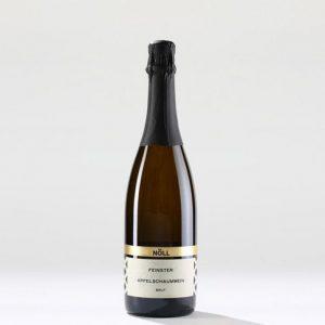 Apfelschaumwein von Nöll - brut