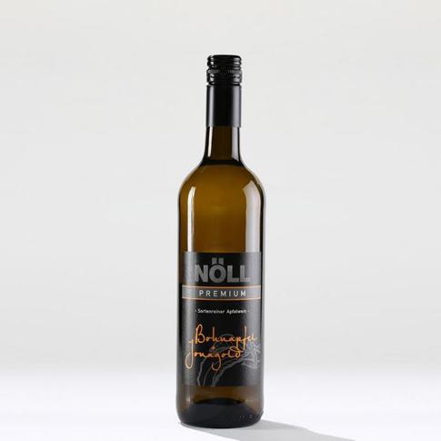 Apfelwein Bohnapfel & Jonagold von Nöll