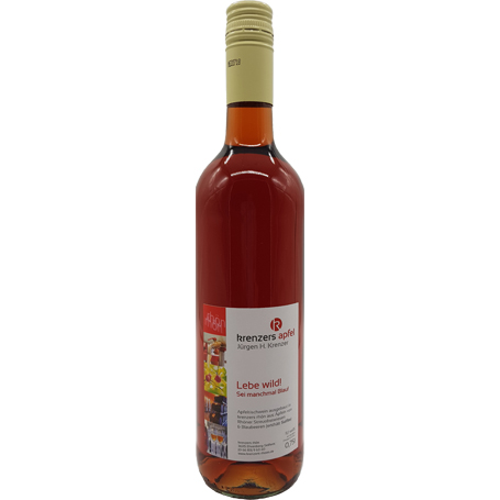 Roter Apfelwein