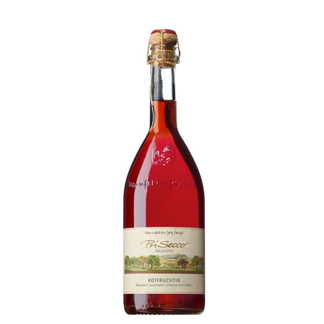 """""""rotfruchtig"""" PriSecco - alkoholfrei"""