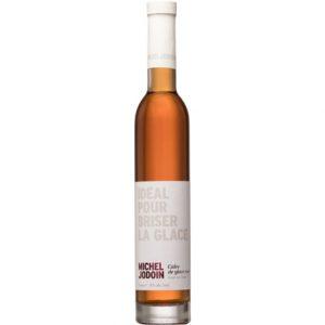 Michel Jodoin Cidre glacé rosé